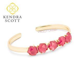 Kendra Scott NASH Berry Illusion Cuff Bracelet